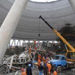 Accident at construction site in china kills 74