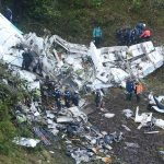 Plane carrying a Brazilian football team crashes killing 75