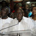 Ghana gets new President
