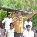 JVP supports Hambantota people's struggle to protect their lands