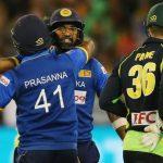Sri Lanka beat Australia by 5 wickets