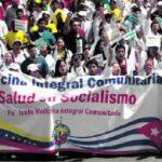 Venezuela provides free health coverage for all citizens