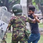 Number of students injured in police brutal attack rises to 21 – 8 students remanded