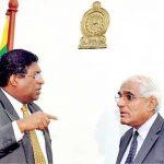 Ravi & Indrajit clash on CBSL report