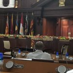 9 ministers & 1 state minister sworn in – Finance to Mangala & Foreign Affairs to Ravi
