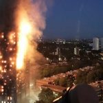 Fire in 24-story block in London kills 6 & injures 50