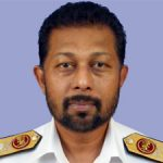 Trvis Sinniah to be appointed new Navy Commander