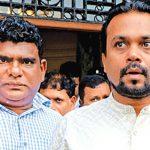 Secretary of Weerawansa's party resigns