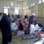 305 killed in the attack on a mosque in Egypt
