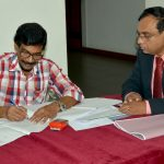 JVP commences signing nomination papers for 208 councils