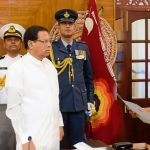 Sriyani sworn in as LG & PC State Minister