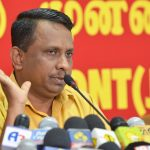 Take legal action against Chamara Sampath