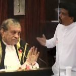 Speaker to make special statement in response to Anura's query