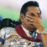 Mahinda's candidate arrested for house-breaking & stealing