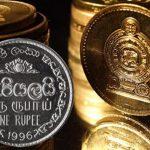 Tumbling rupee…