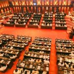 Presenting 20th amendment delayed due to prorogation of Parliament