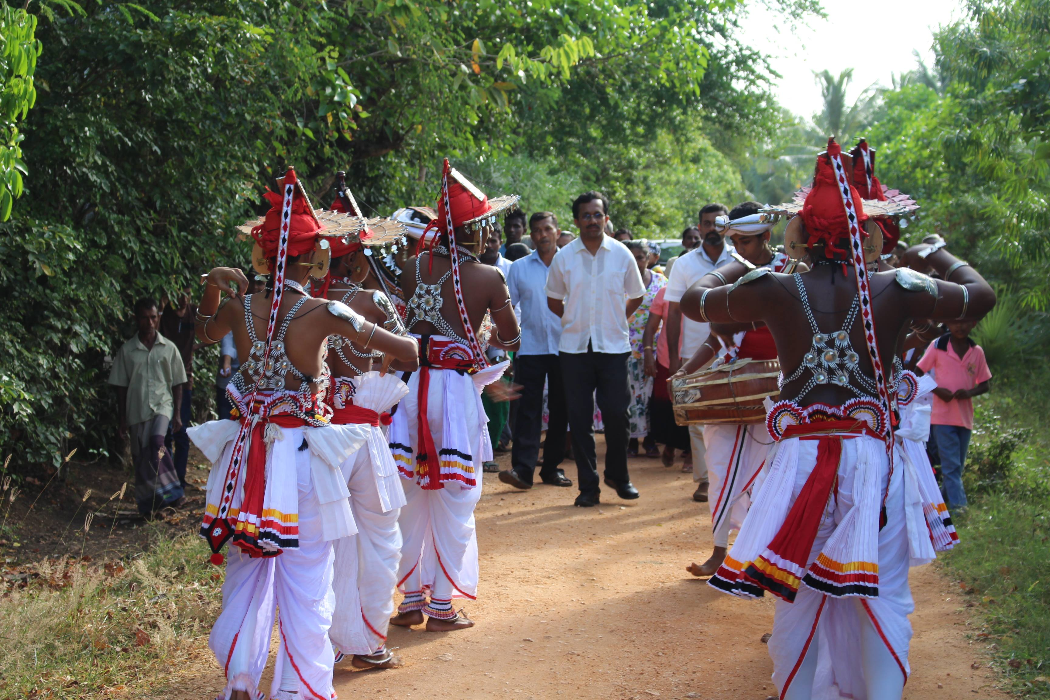 Jvp Develops Raja Ela Lankatruth