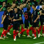 England out of World Cup
