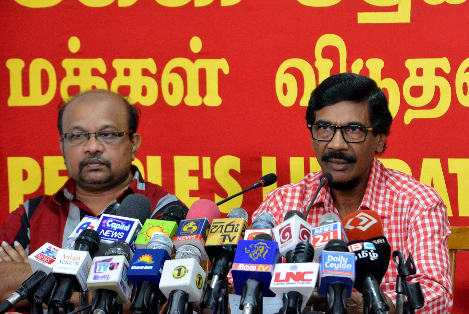 If fuel prices were increased according to formula, introduce formula to increase people's incomes – JVP tells Govt.