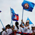 Landslide victory for Cambodia's CPP