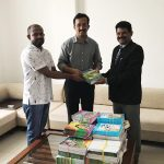 Textbooks donated to Sri Lanka school in Oman