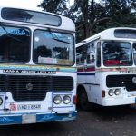 Bus workers warn of strike from midnight