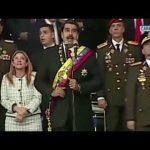 Assassination attempt on Maduro fails