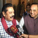 Mahinda's Indian tour heats up SLPP politics