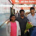 JVP Leader warmly welcomed in Vienna