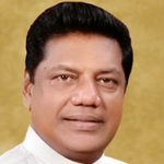 A few from our party joined a few from Maithri's to knock down Mahinda