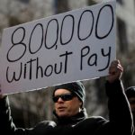 US 'shutdown' affects working masses