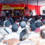Several more JVP electoral organizations re-organized