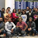 Anura warmly welcomed at Toronto Airport