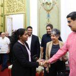 SSU & PASOS in Venezuela solidarity programme