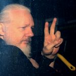 """I am defenceless, truth is all we have, everyone else must take my place"" – Assange writes from British prison"