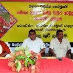 JVP helps 'Rambutan' sellers
